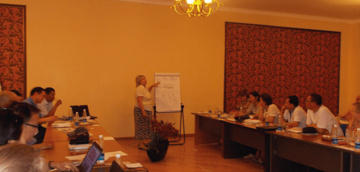 Общее собрание организаций — членов Партнерской Гражданской Платформы «Центральная Азия в движении»