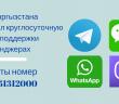 МИД Кыргызстана запустил круглосуточную службу поддержки в мессенджерах.