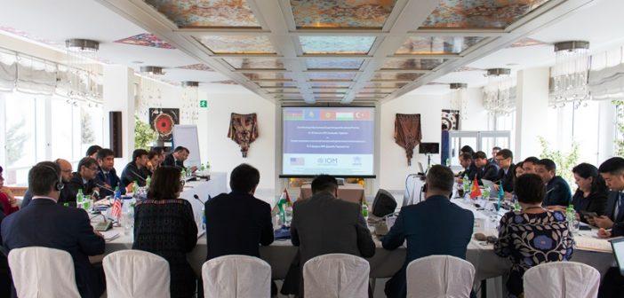 В Душанбе прошло первое заседание Алматинского процесса.