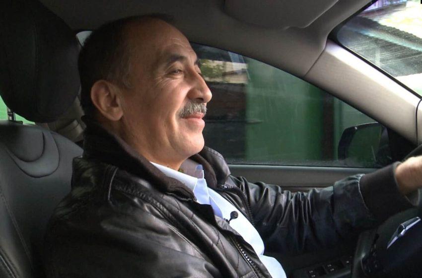 Фильм о таксистах из Таджикистана.