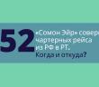 МИД Таджикистана обнародовал список вывозных рейсов c 1-15 сентября 2020 г.