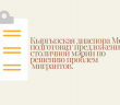 Власти Москвы ждут предложений от кыргызской диаспоры