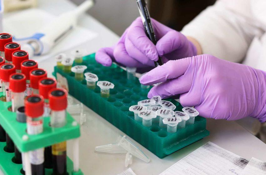 В аэропорту «Манас» открыли ПЦР-лабораторию. Тест делают за 2 часа.